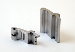 Precision Horizontal Machined Parts