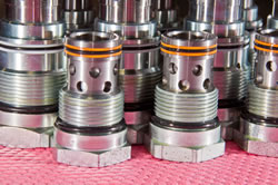 Precision Machined Hydraulic Components