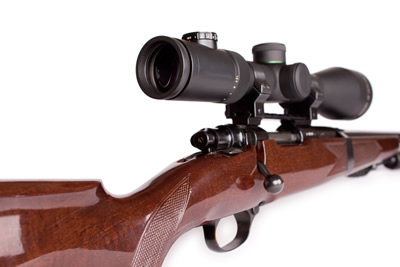 Precision Machined Scopes for Firearms